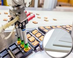 ยางอุตสาหกรรมการผลิตอาหารและเครื่องดื่ม